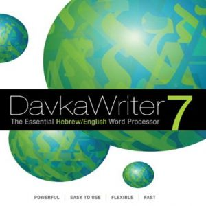 DavkaWriter7 Heb/Eng Latest Version for Win